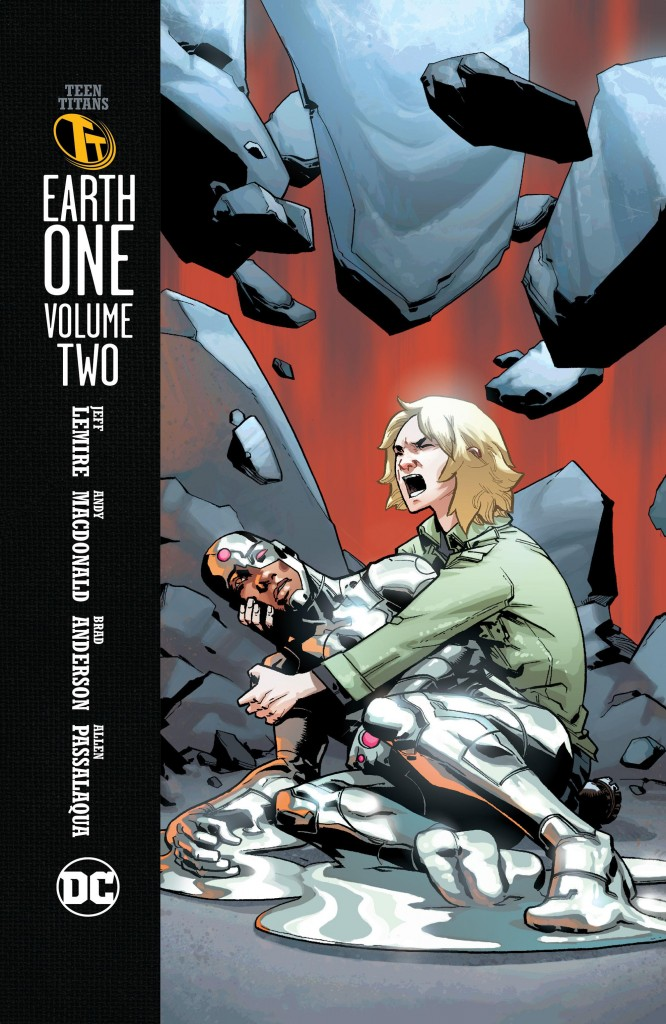 Teen Titans: Earth One Volume Two