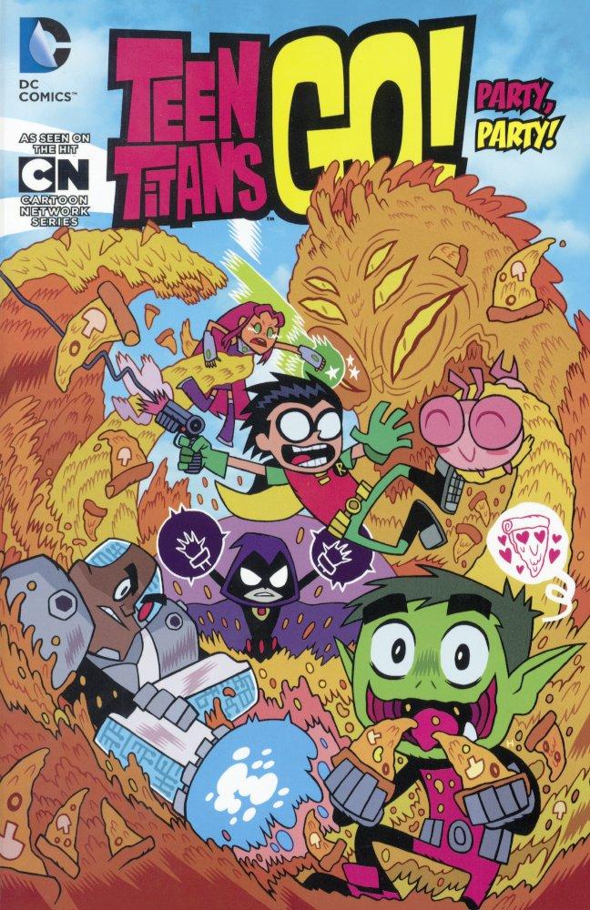 Teen Titans Go!: Party, Party