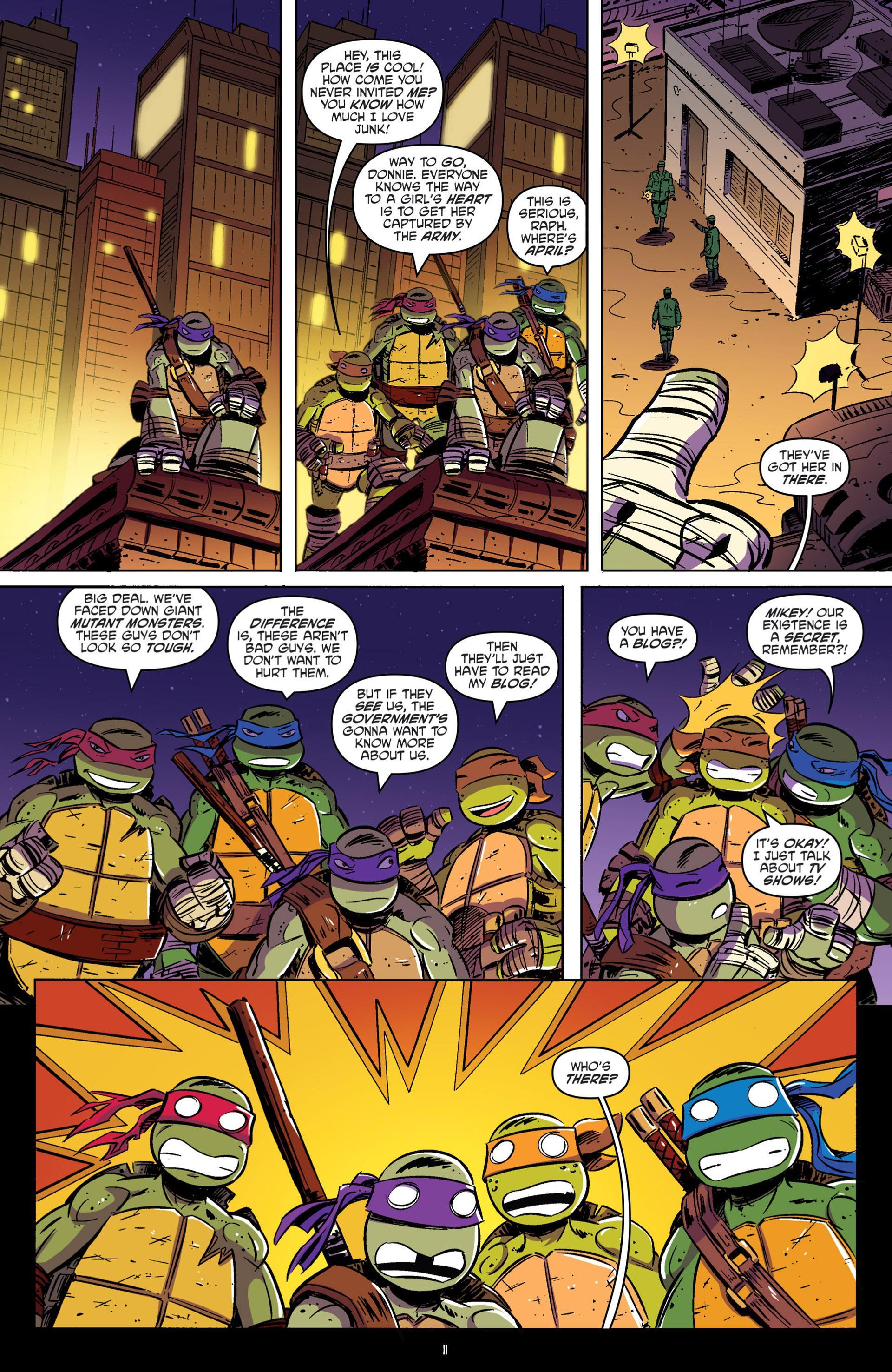 Teenage Mutant Ninja Turtles - New Animated Adventures v1 review