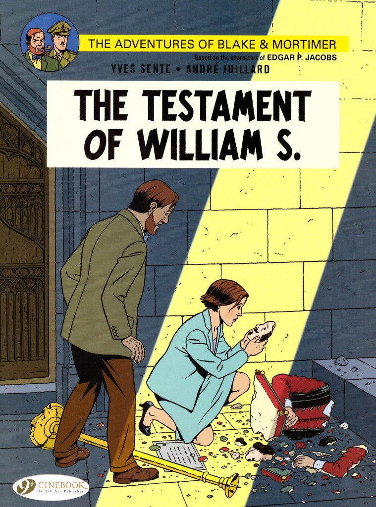The Adventures of Blake & Mortimer: The Testament of William S.