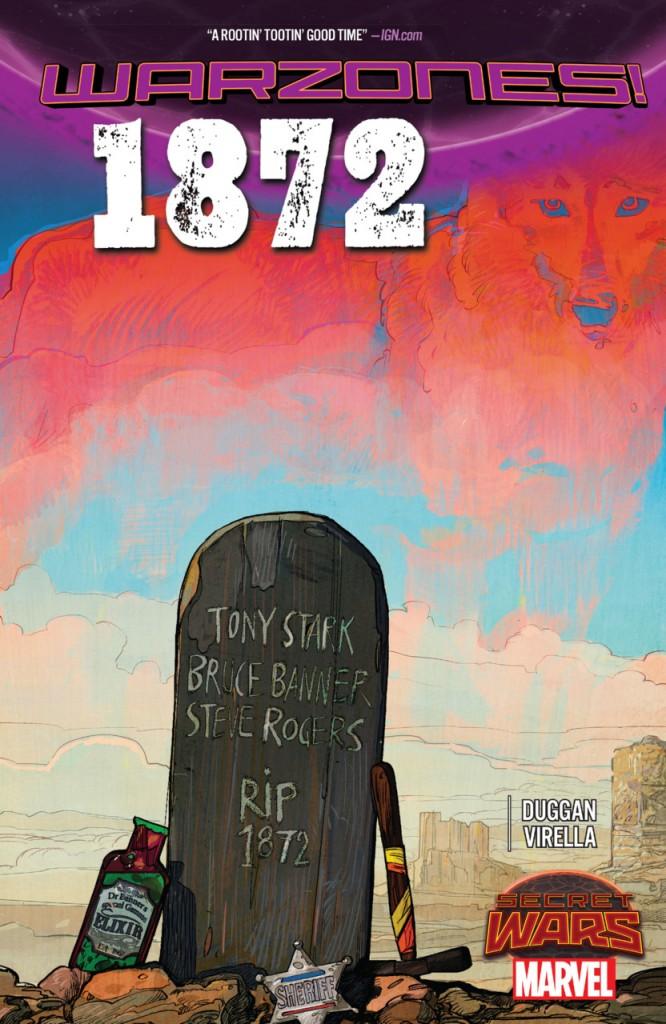 Warzones!: 1872