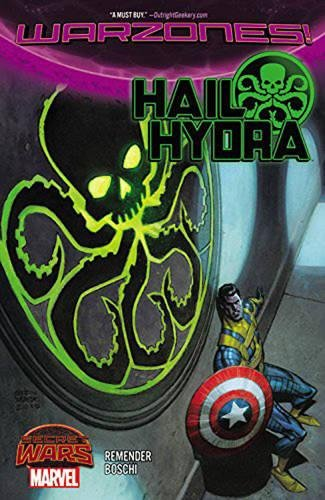 Warzones!: Hail Hydra