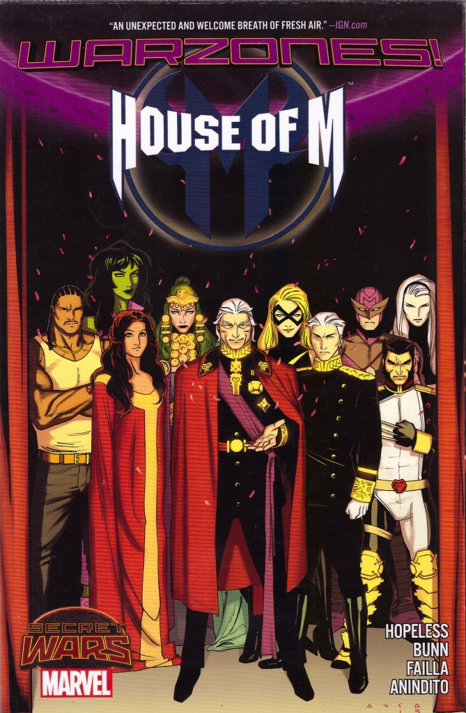 Warzones!: House of M