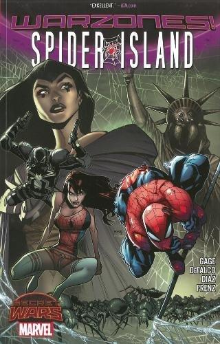 Warzones!: Spider Island