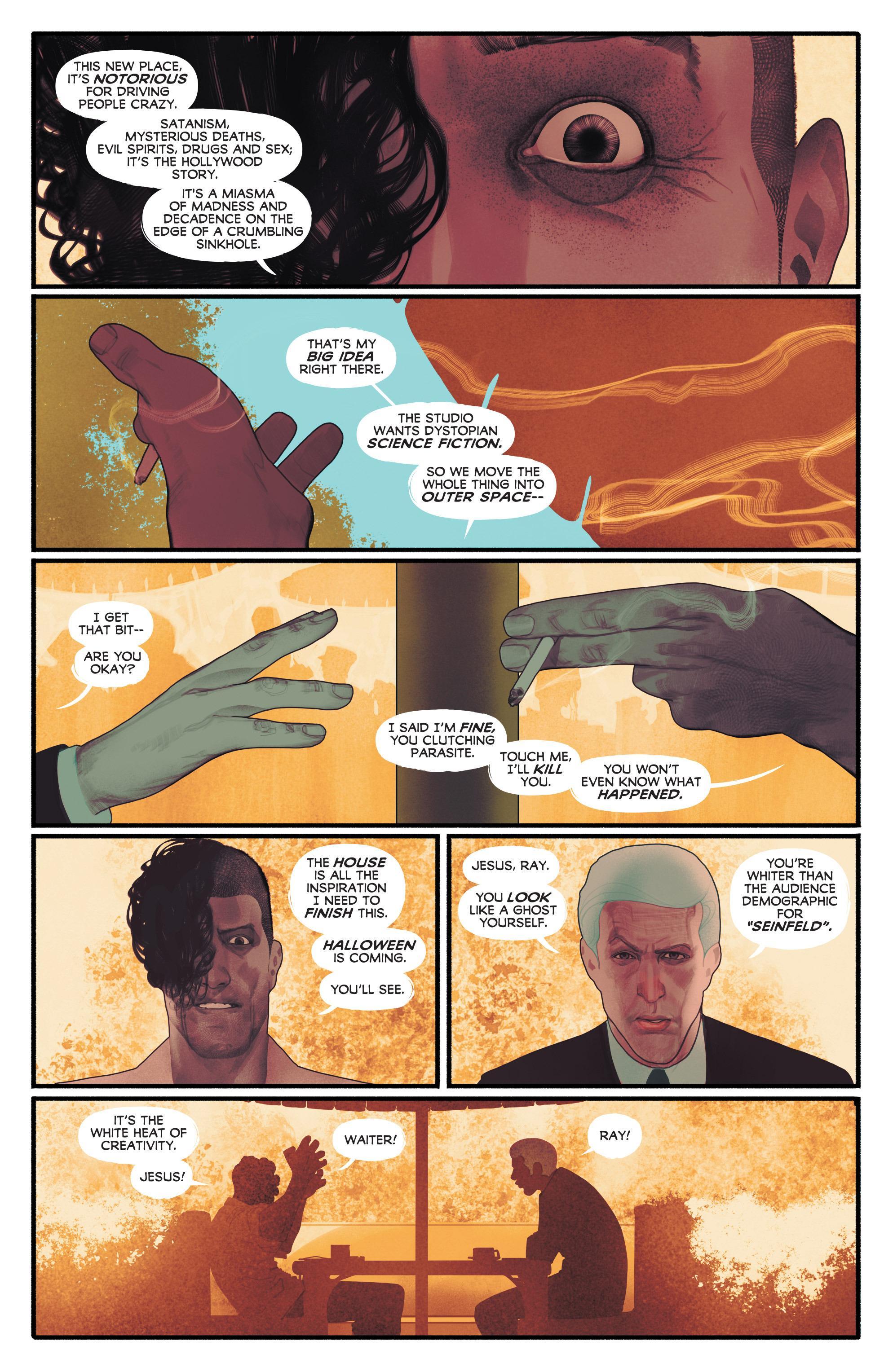 Annihilator graphic novel reivew