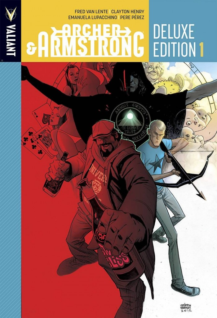 Archer & Armstrong Deluxe Edition 1