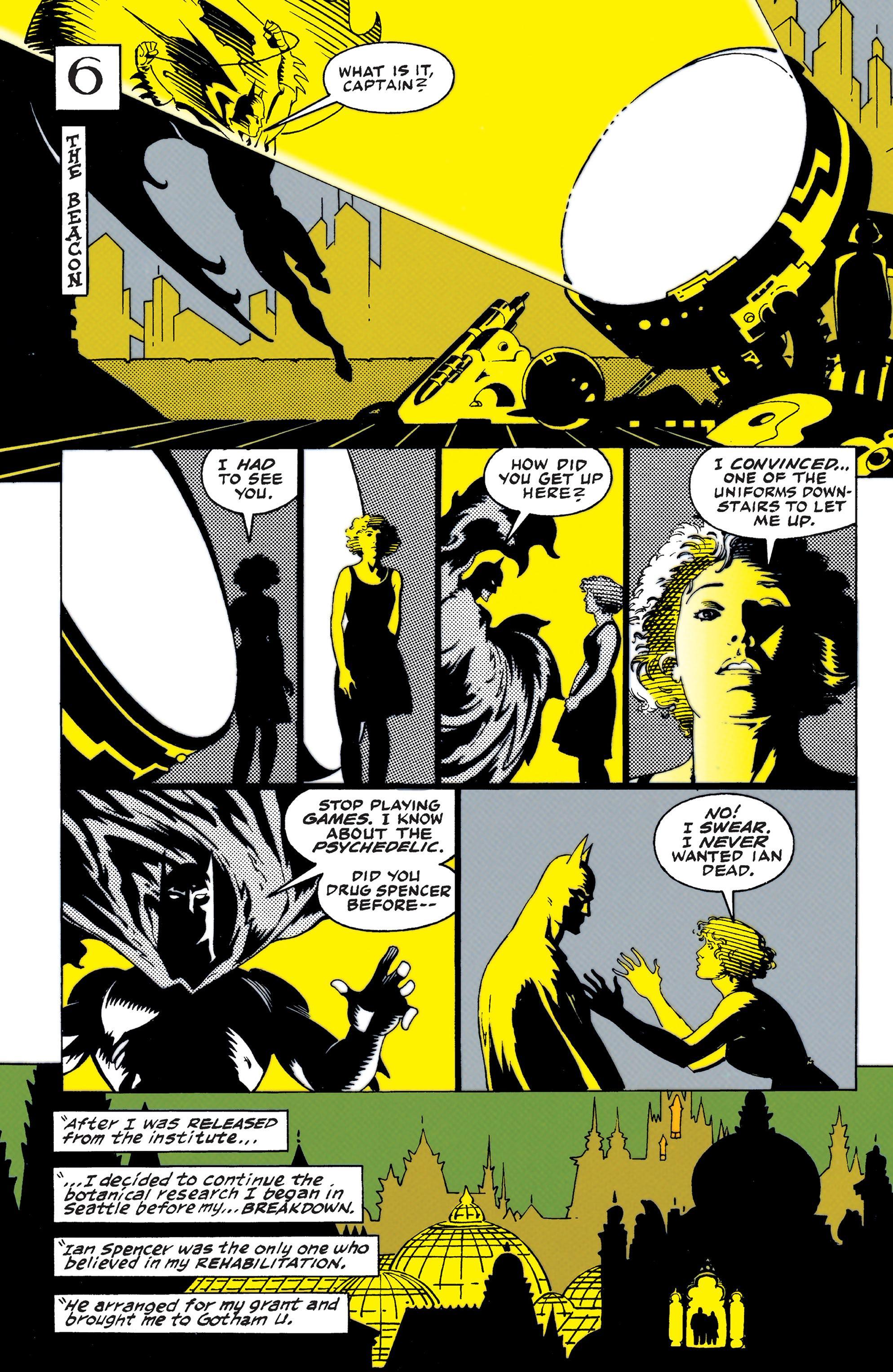 Batman Arkham Poison Ivy review