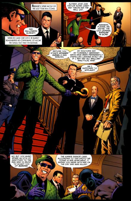 Batman Arkham The Riddler review