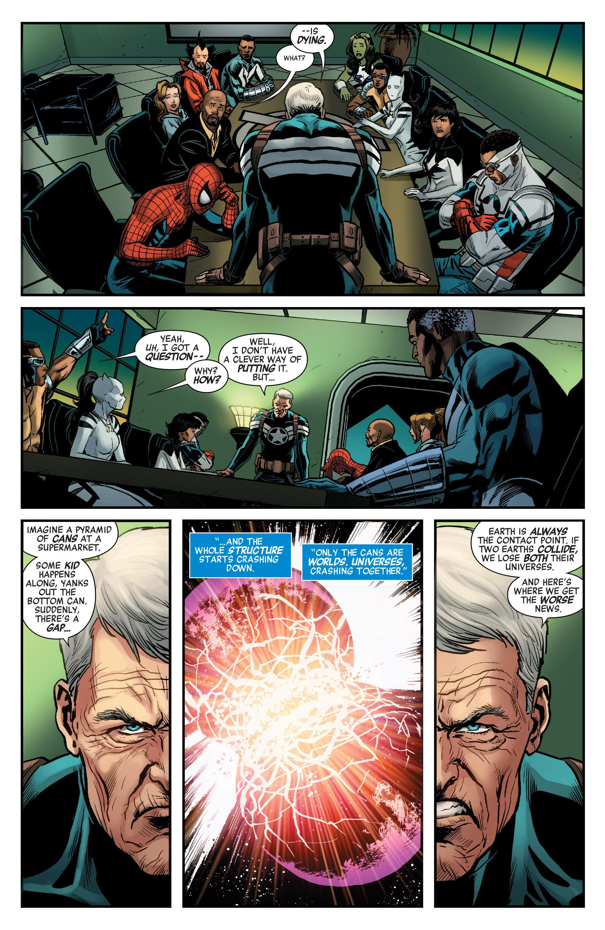 Captain America and the Mighty Avengers Last Days review