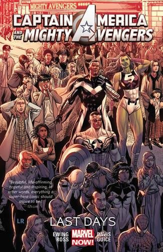 Captain America and the Mighty Avengers: Last Days