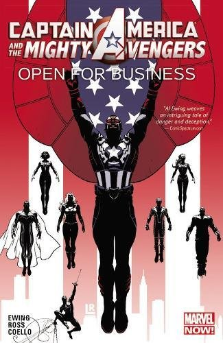 Captain America and the Mighty Avengers: Open For Business