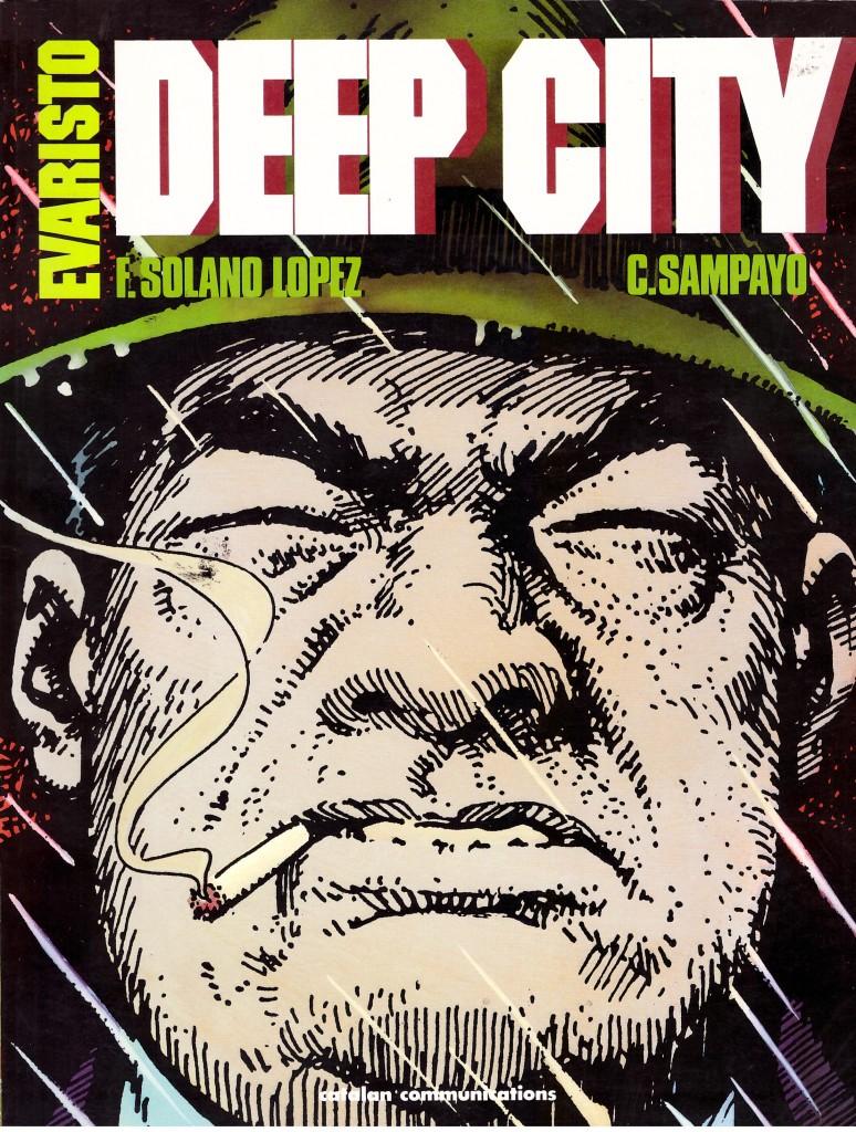 Evaristo: Deep City