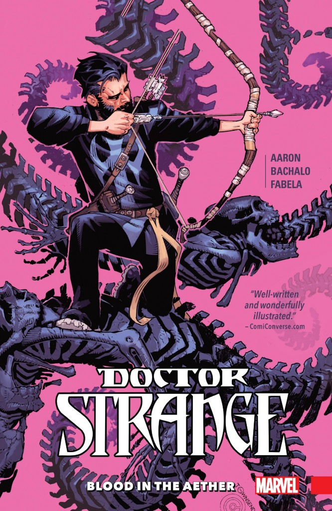 Doctor Strange: Blood in the Aether
