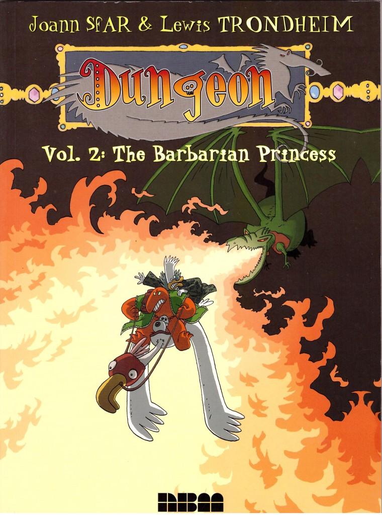 Dungeon Zenith Vol. 2: The Barbarian Princess