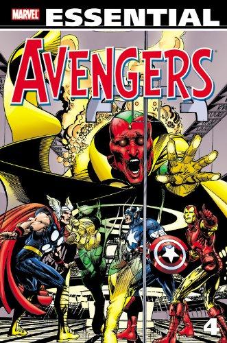 Essential Avengers Volume 4