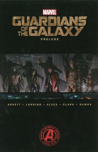 Guardians of the Galaxy: Prelude