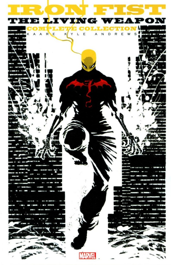 Iron Fist, the Living Weapon – The Complete Collection