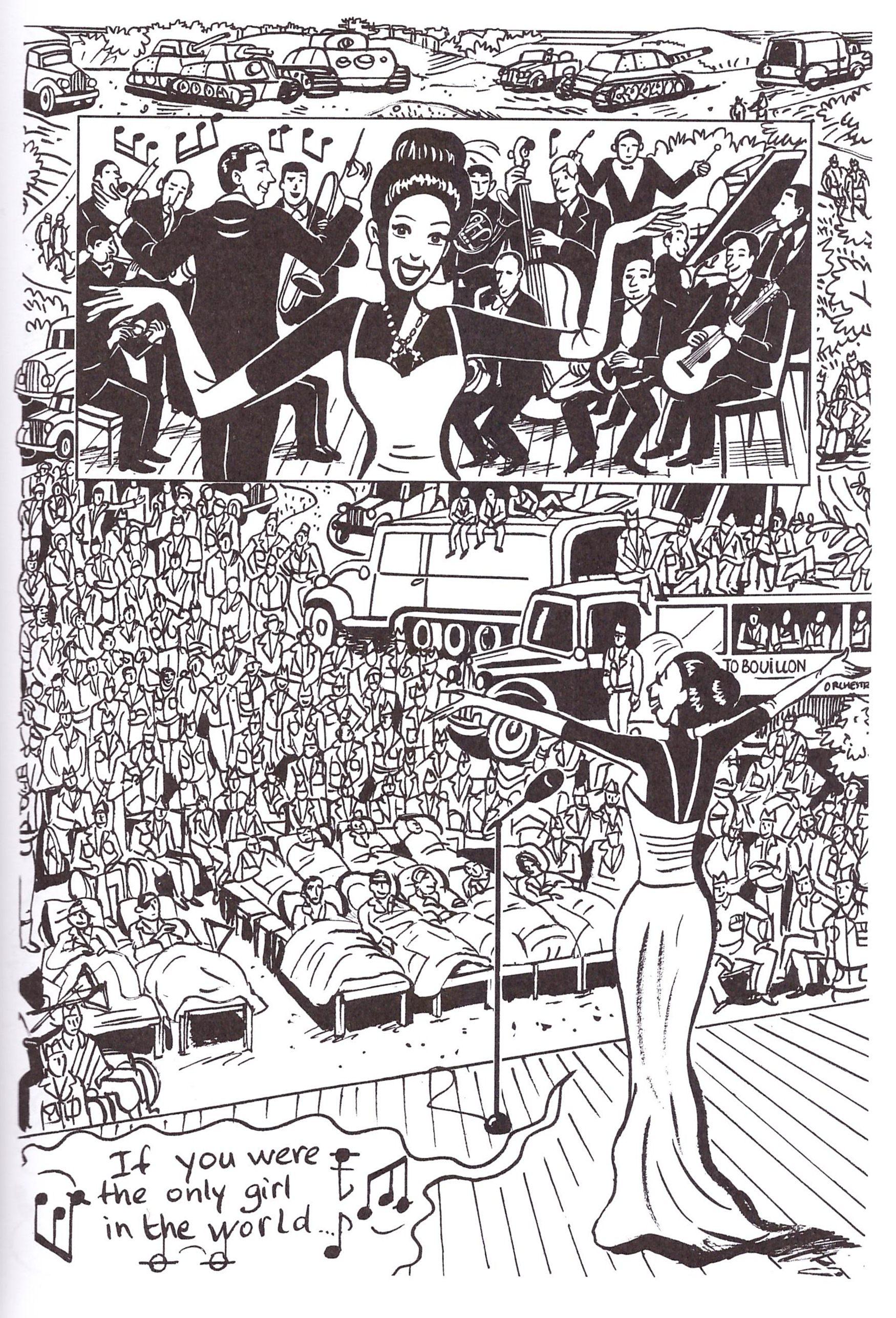 Jospehine Baker graphic novel review