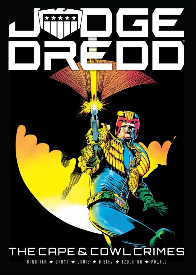 Judge Dredd: The Cape and Cowl Crimes