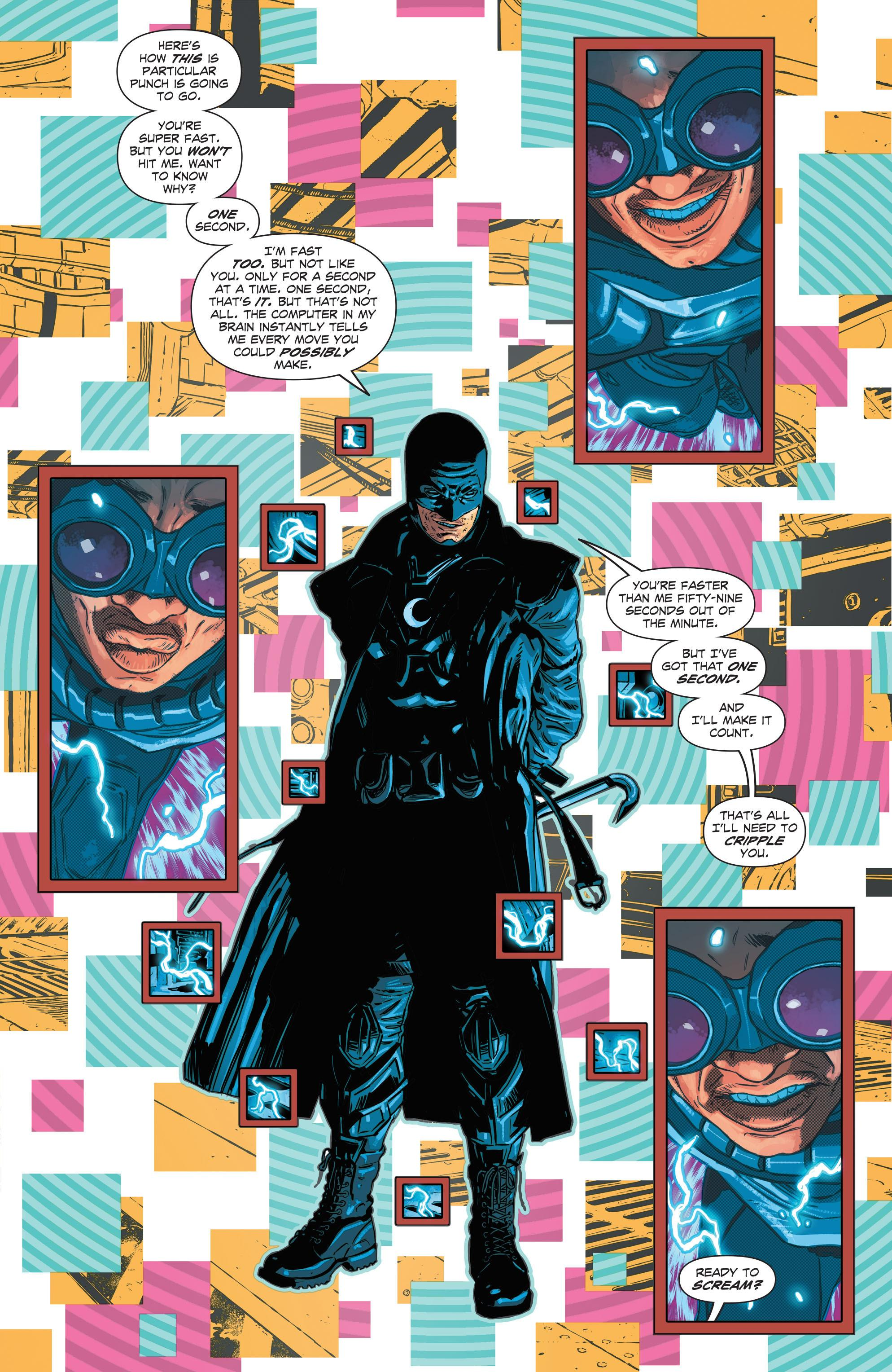 Midnighter Hard review