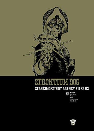 Strontium Dog: Search/Destroy Agency Files 03