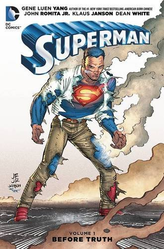 Superman: Before Truth