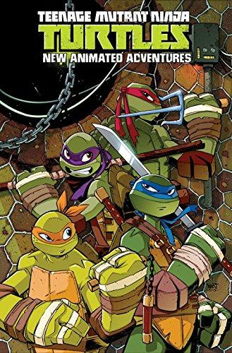 Teenage Mutant Ninja Turtles New Animated Adventures Omnibus Volume One