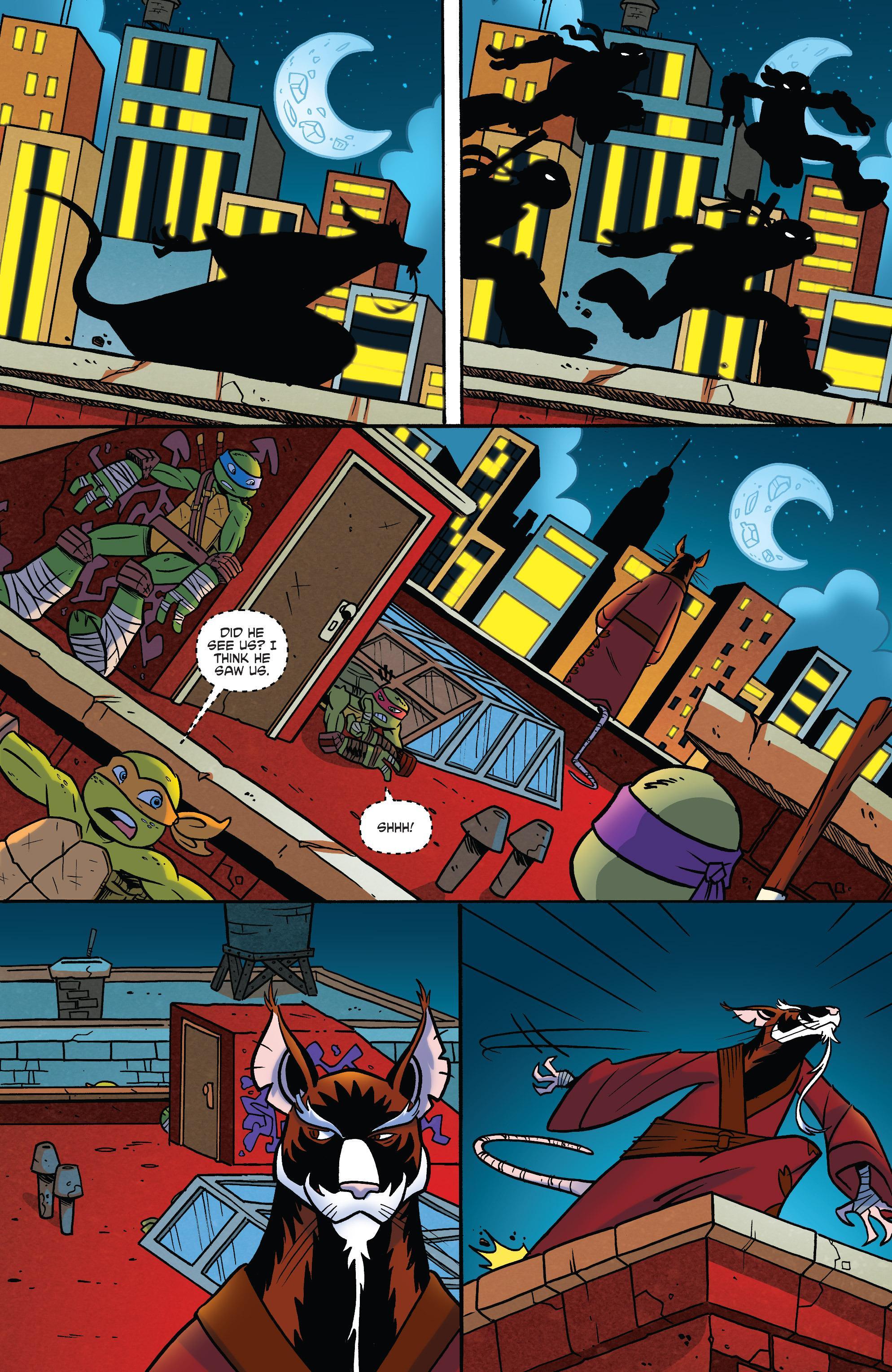 Teenage Mutant Ninja Turtles - New Animated Adventures Omnibus V2 review