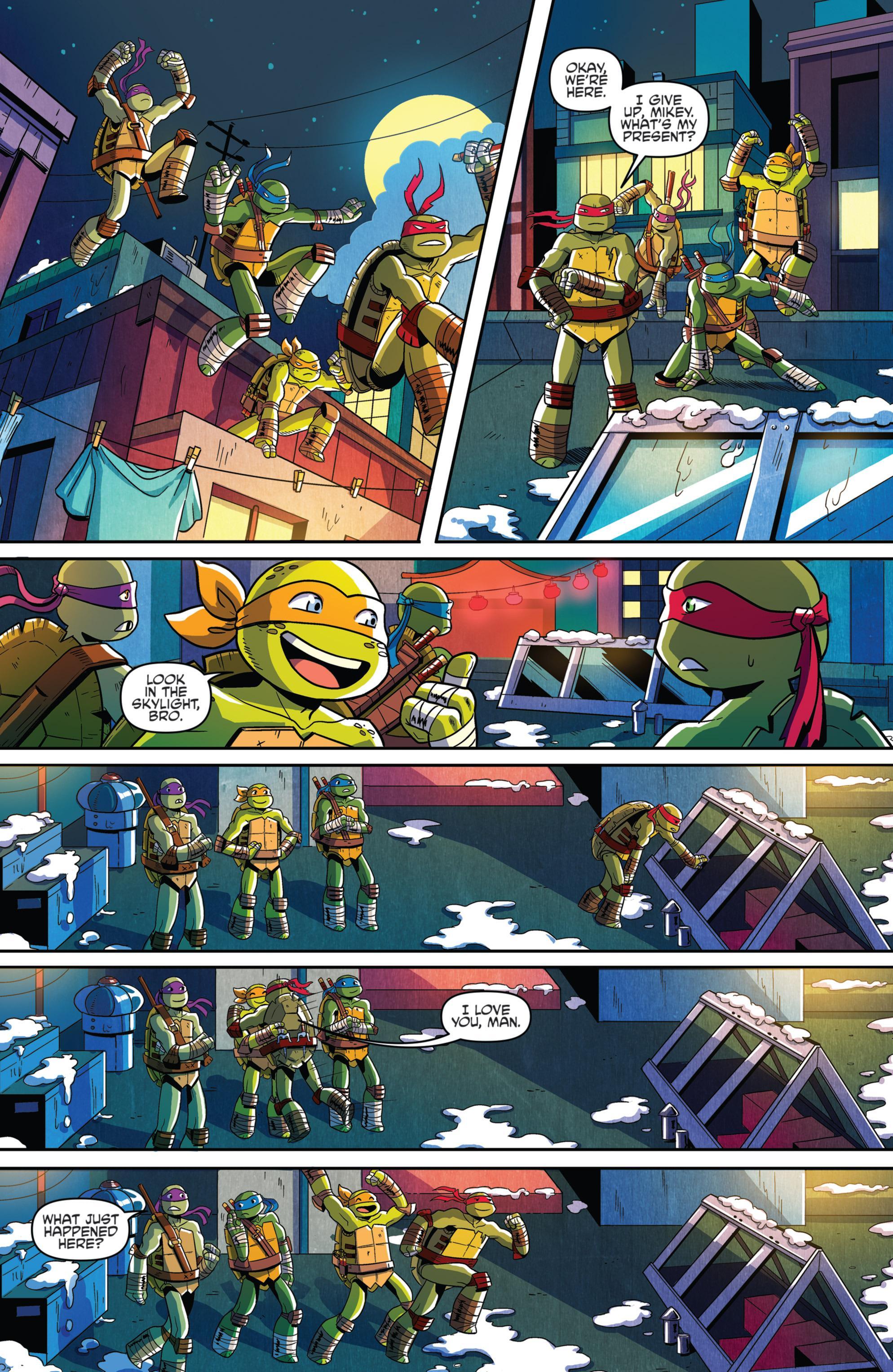 Teenage Mutant Ninja Turtles - New Animated Adventures v5 review