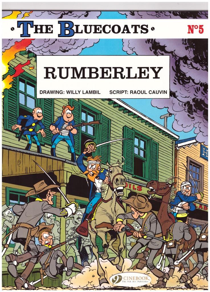 The Bluecoats: Rumberley