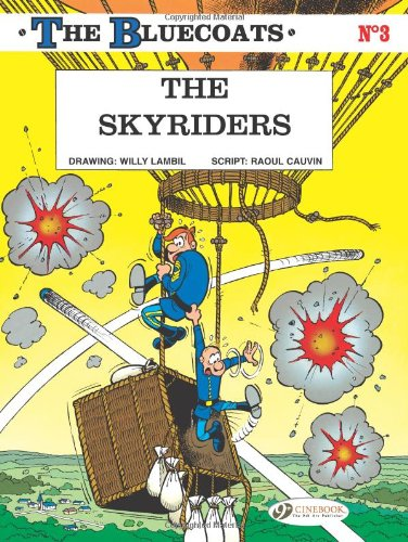 The Bluecoats: Skyriders