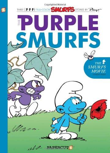 The Smurfs: The Purple Smurfs