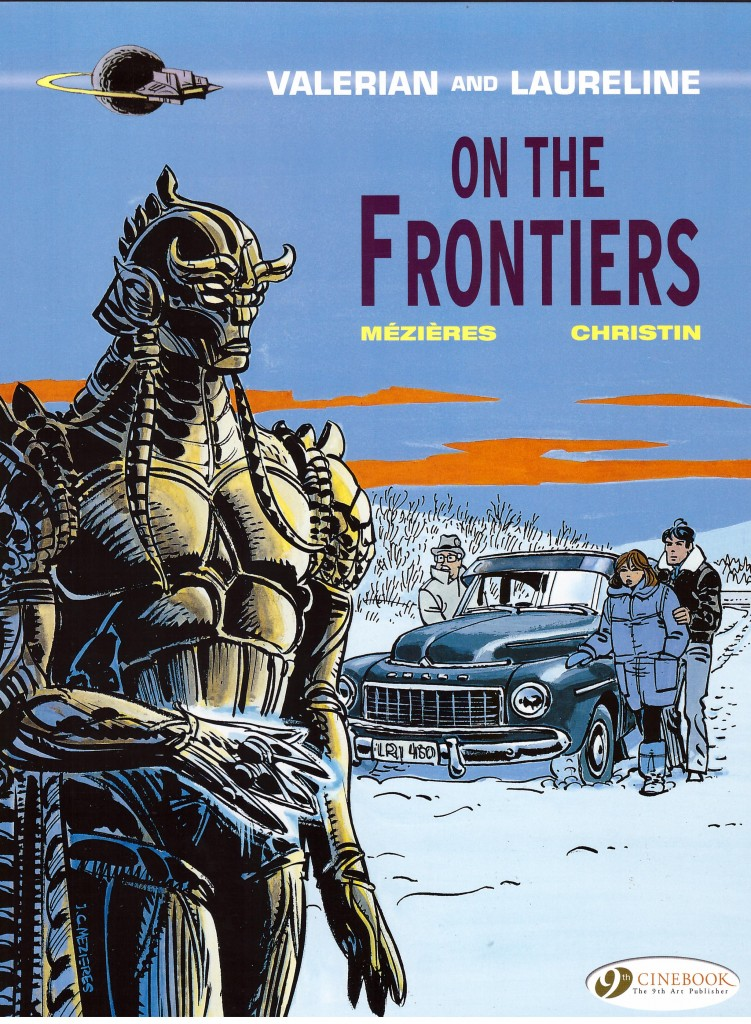 Valerian and Laureline: On the Frontiers