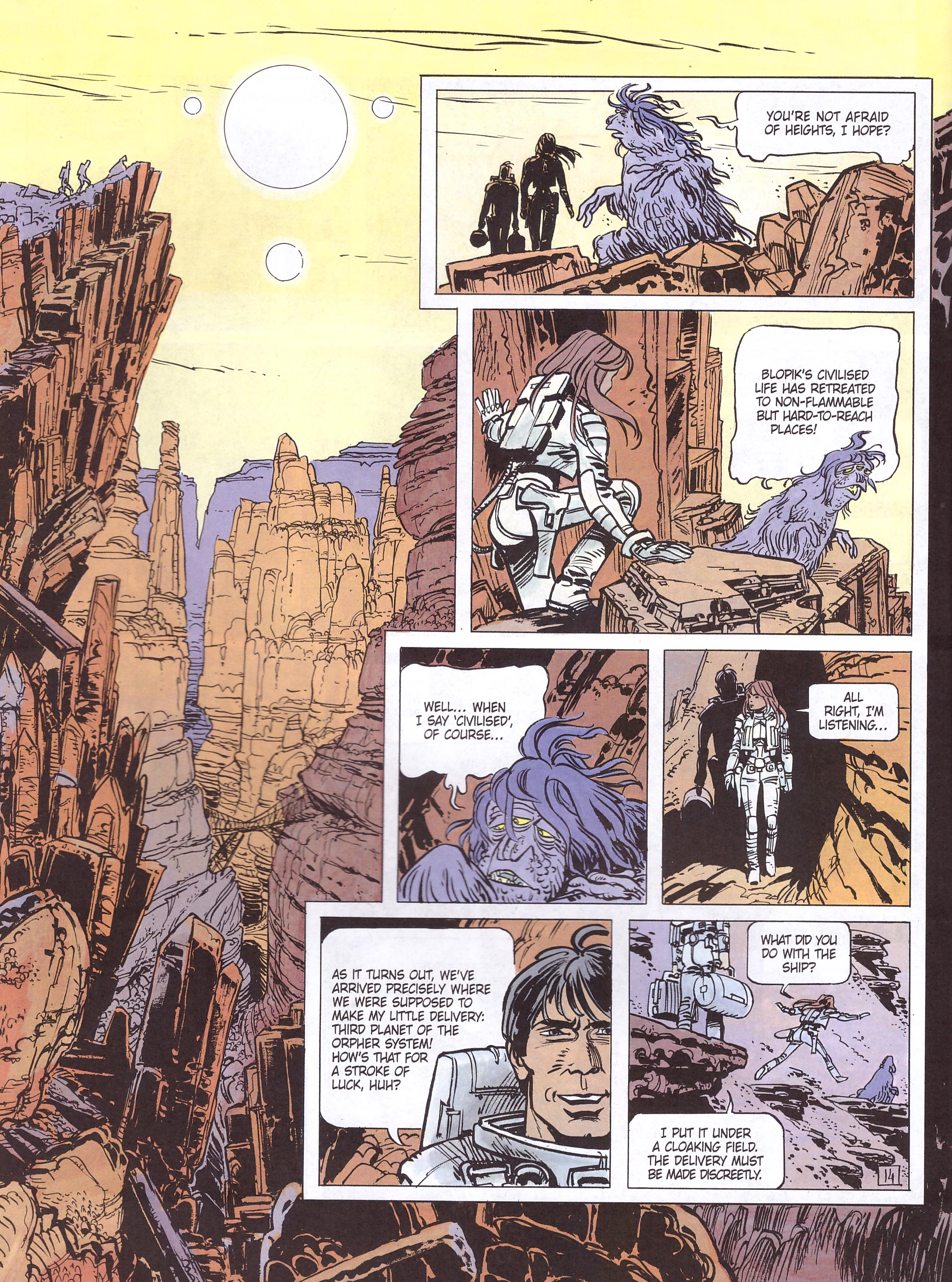 Valerian and Laureline The Living Weapons review