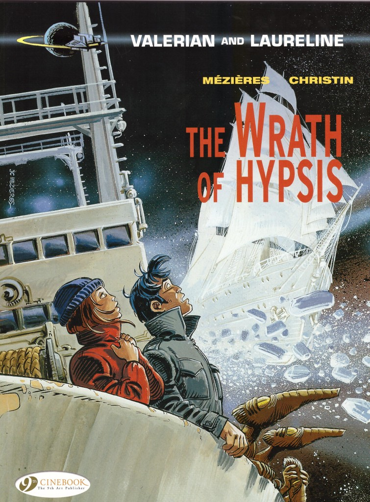 Valerian and Laureline: The Wrath of Hypsis