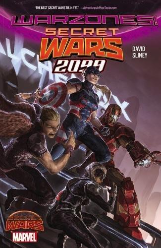 Warzones!: Secret Wars 2099