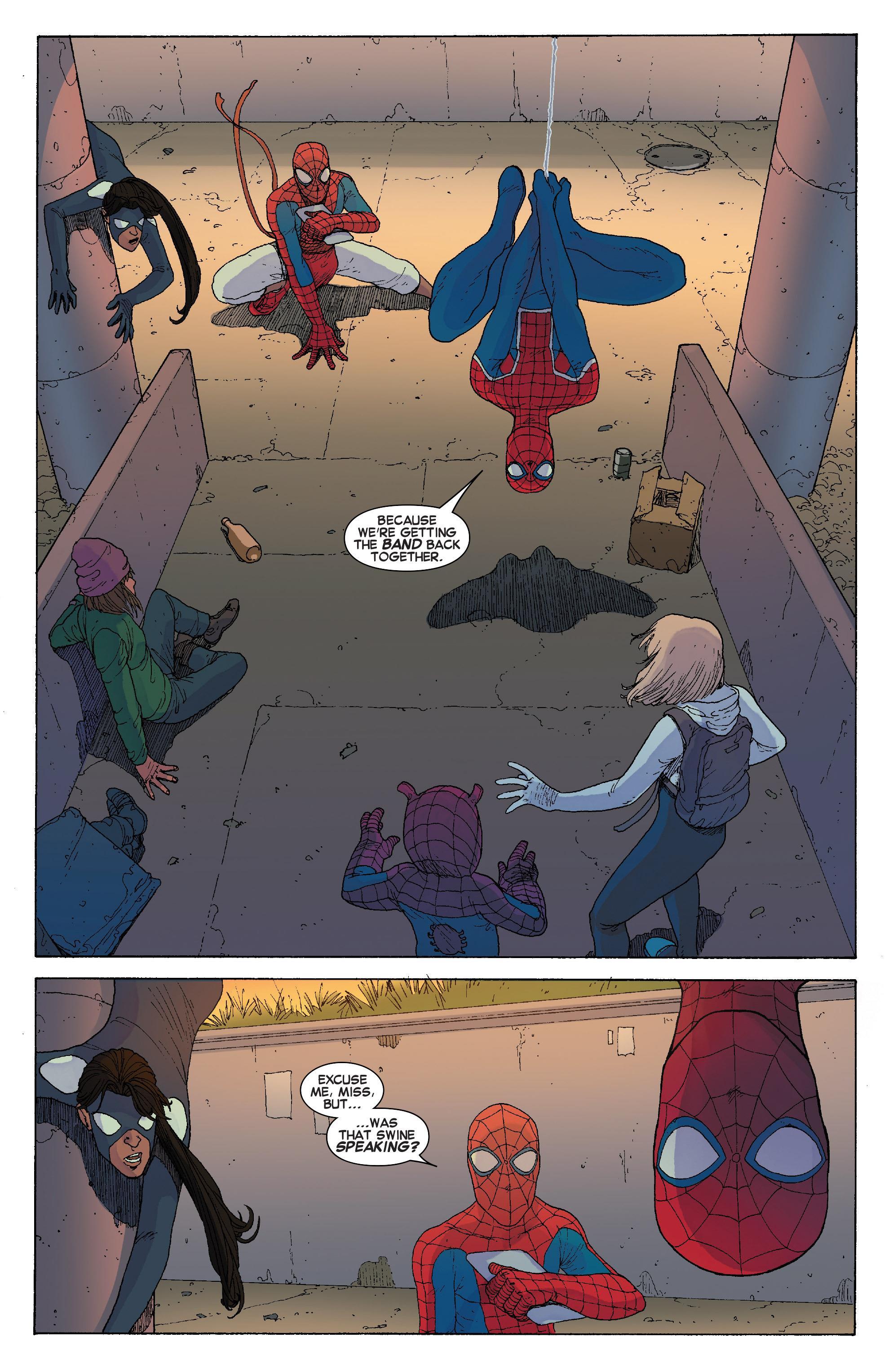 Warzones Spider-Verse review