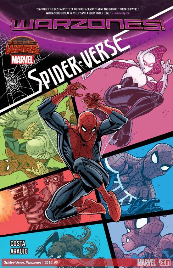 Warzones!: Spider-Verse