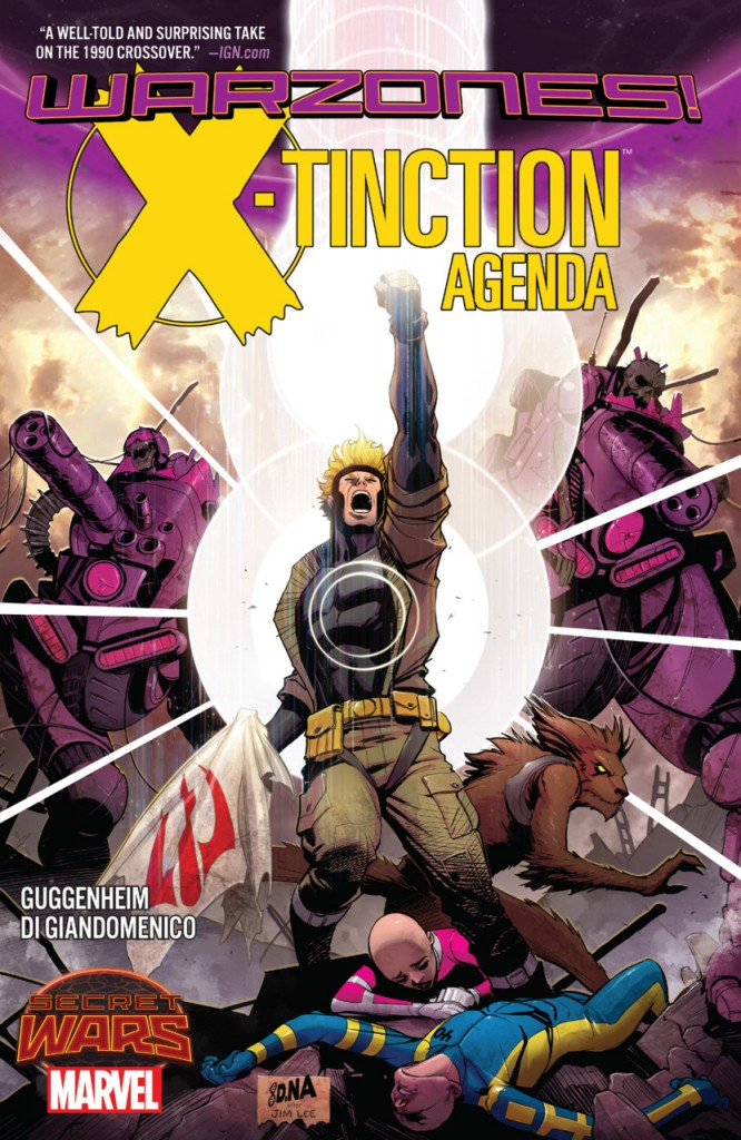 Warzones!: X-Tinction Agenda
