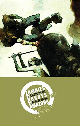 Zombies vs Robots vs Amazons