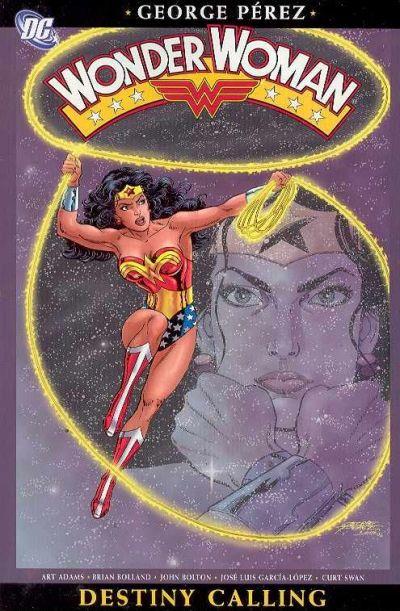 Wonder Woman: Destiny Calling