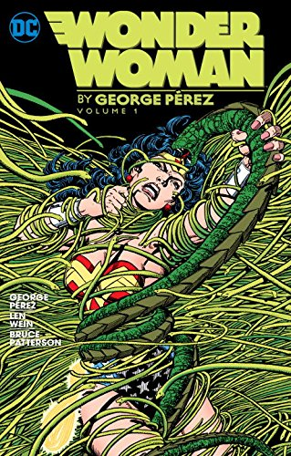Wonder Woman by George Pérez, Volume One