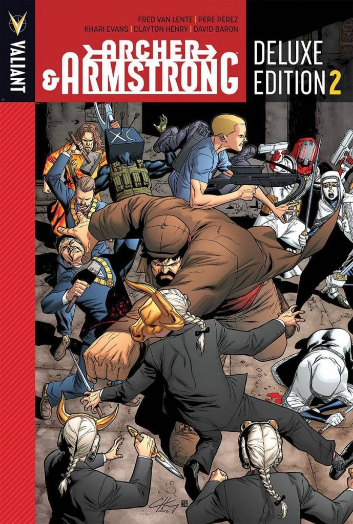 Archer & Armstrong Deluxe Edition 2