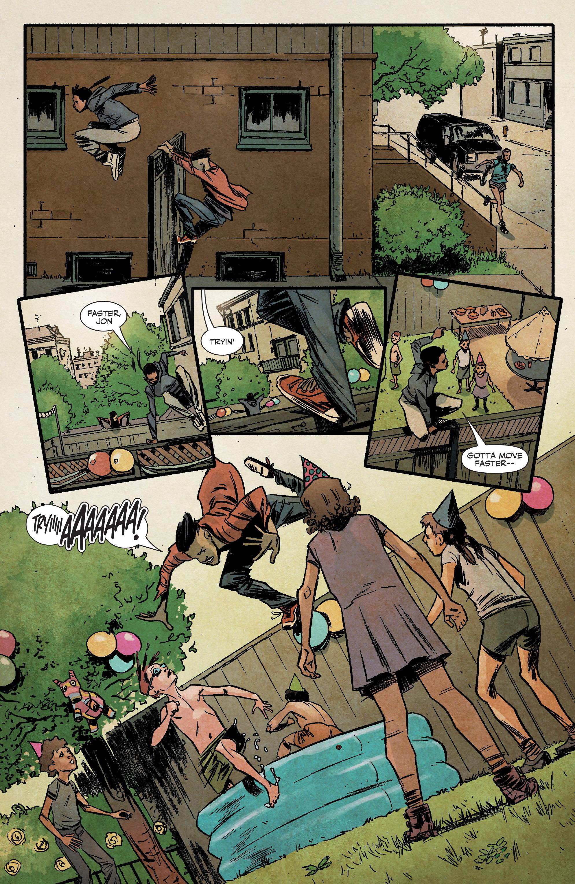 Dead Drop graphic novel review