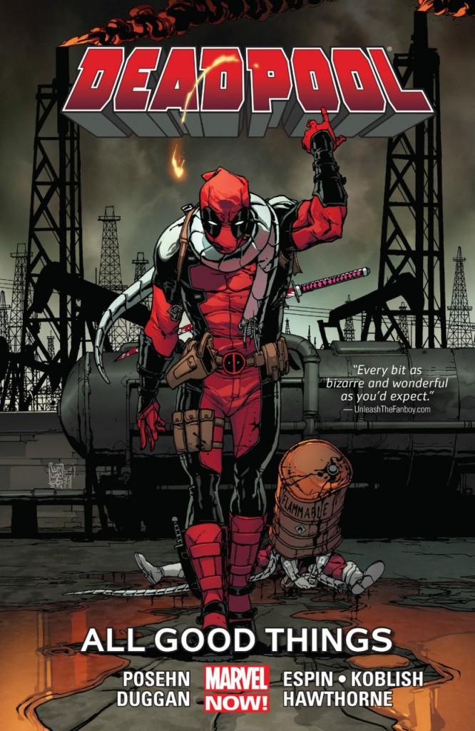 Deadpool: All Good Things