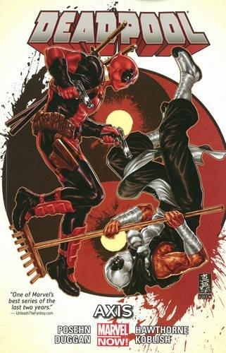 Deadpool: Axis