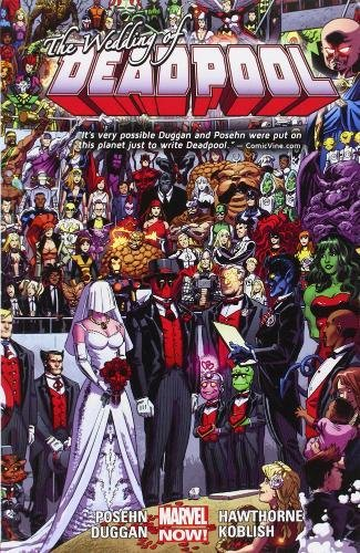 Deadpool: The Wedding of Deadpool