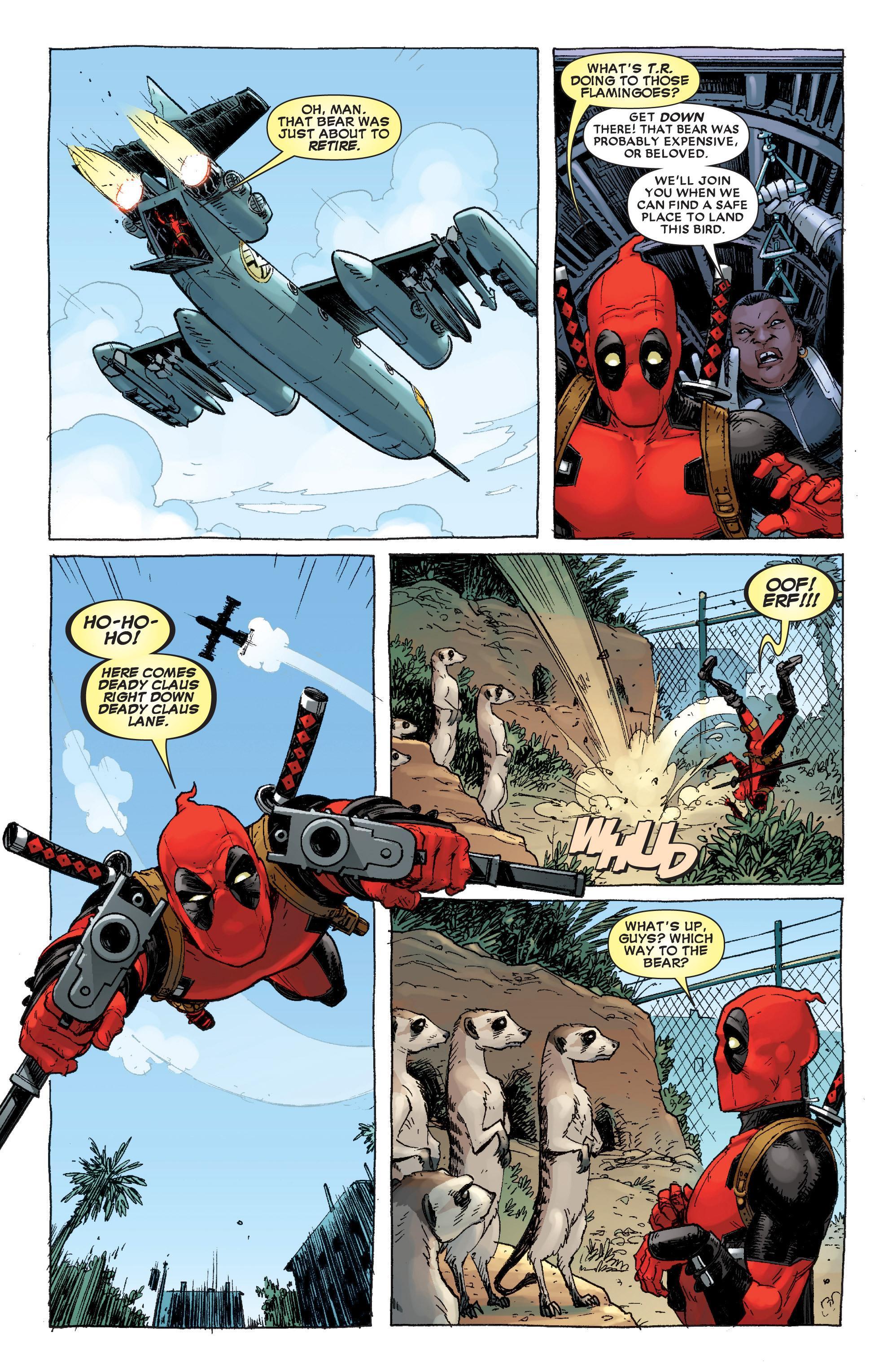 Deadpool by Posehn & Duggan Vol 1 Review