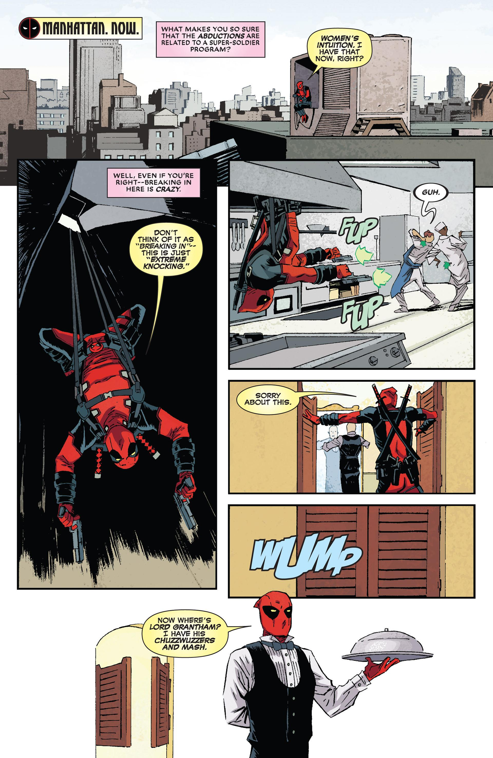 Deadpool by Posehn & Duggan Vol 2 Review