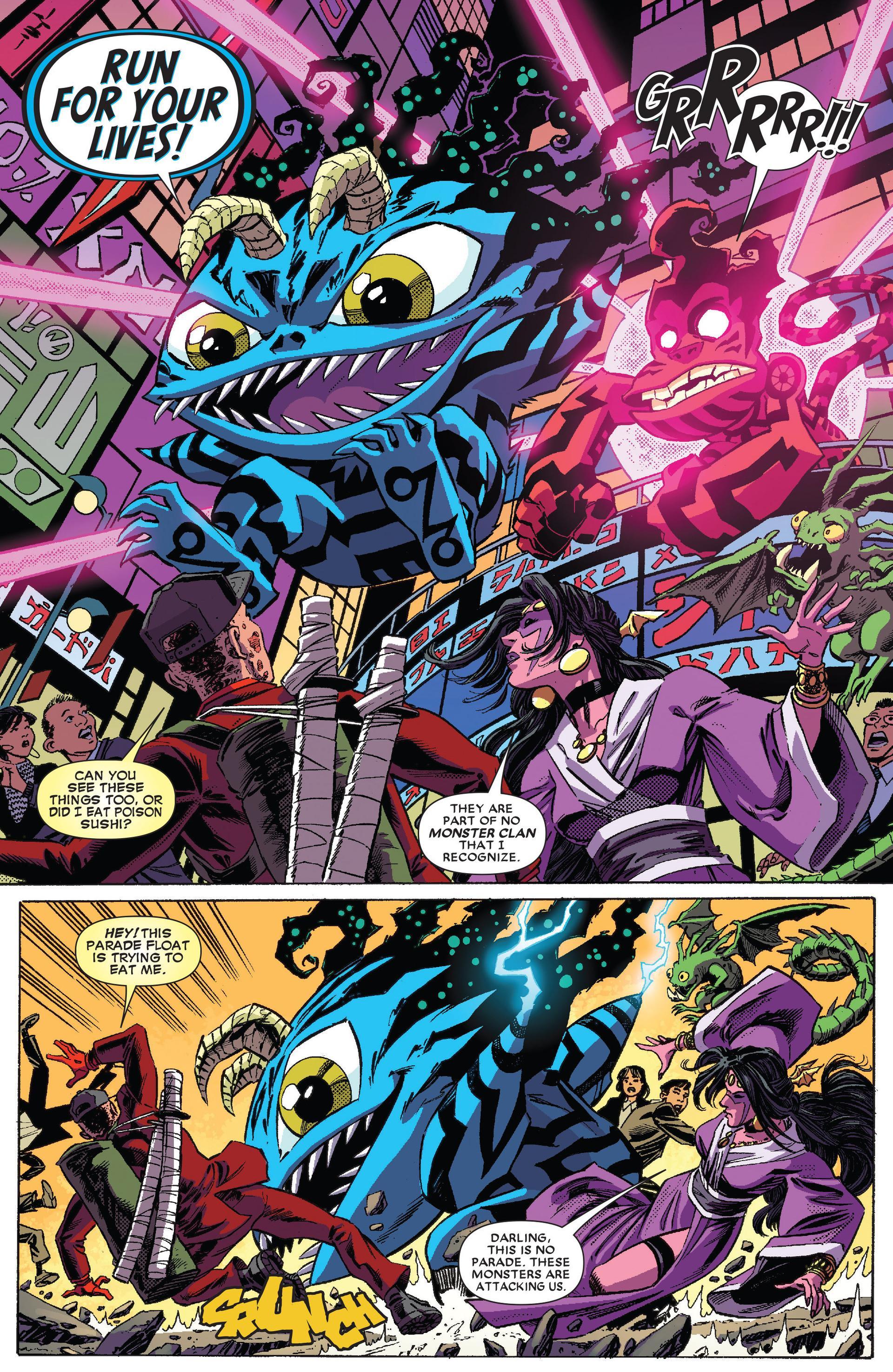 Deadpool by Posehn & Duggan Vol 3 Review
